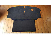 VW T2 Bay Campervan Carpet Mats - £20