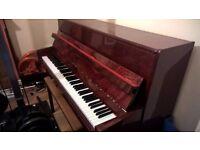 Hermann upright piano 88 keys