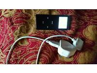 Apple ipod nano 1st gen 4gb Black
