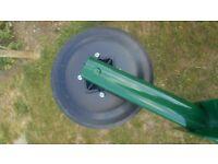 lawn edging wheel