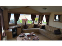 Cayton Bay, Pet friendly three bedroom static - space still available for summer break