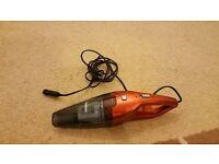 VonHaus 12v Wet and Dry Car Vacuum Cleaner