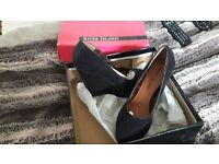 Brand new river island wedge shoes