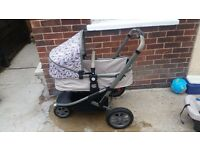 Mothercare xpedior tusk edition travel system
