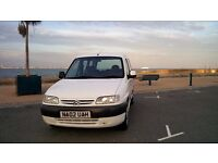 Citroen Berlingo 2002 - £ 995 ONO - new MOT - Just came from the garage