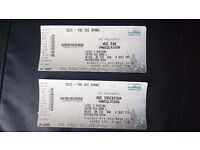 WWE Raw and Smackdown Glasgow Tickets