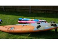 Complete windsurf setup - FOC
