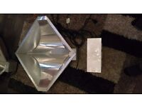 600w ballast and diamond relector