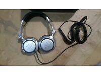 Sony MDR-V700DJ Silver Headphones