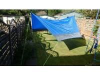 Eurohike tarp shelter tent