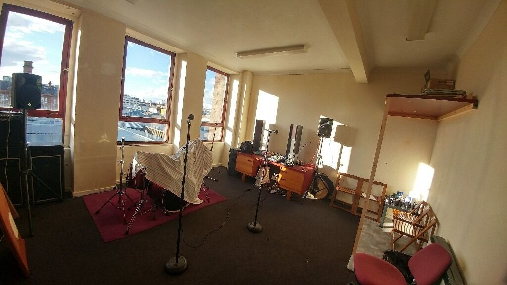 Rehearsal space to share City Centre/ South Side