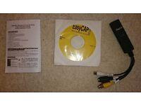 EasyCAP Capture USB 2.0 Video Audio Adaptor