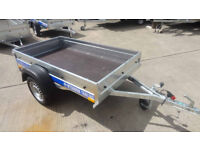 Camping new trailer