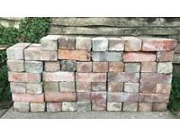 68 Old Reclaimed Wirecut Handmade Imperial Red Bricks