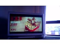"Toshiba 36"" TV with Surround Sound Speakers 36Z18P. Full working order with Remote and Owner Manual"