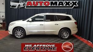 2014 Buick Enclave Leather Pano Roof! $269 Bi-Weekly! APPLY NOW!