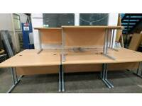 high quality office desks available for delivery