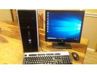 HP Elite Dual Core i5-660