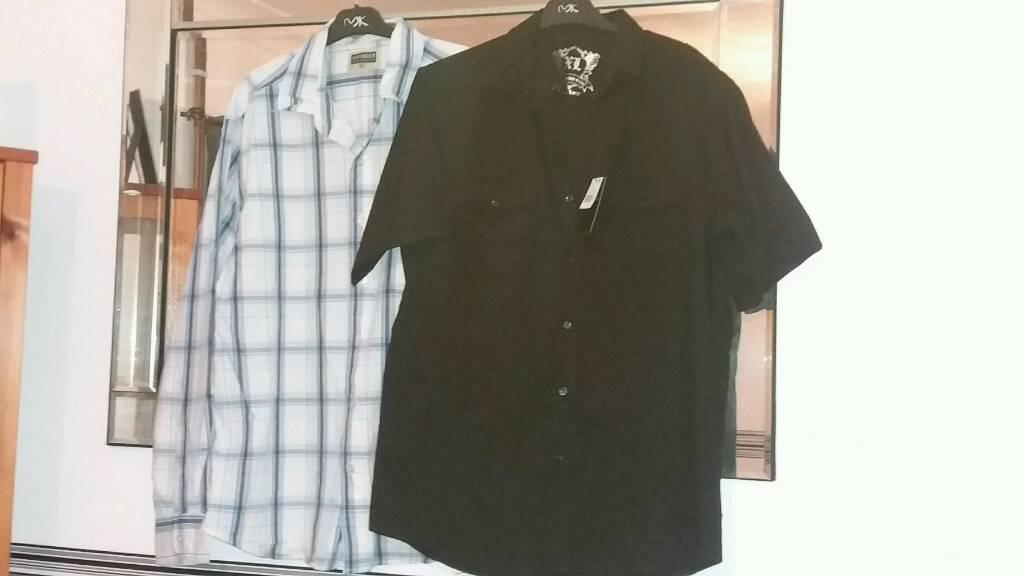 Two XL shirts