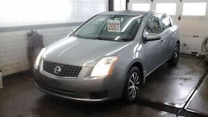 2007 Nissan Sentra 2.0,AUTOMATIQUE, AIR CLIME,MAGS