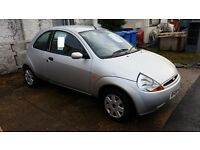 FORD KA Style 2008 1.3 with Aircon CD player - MOT till MAY - Service History