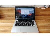 """Apple MacBook Pro 13"""" i5@ 2.4ghz 4GB Ram 500GB HDD Logic, Traktor, Adobe"""