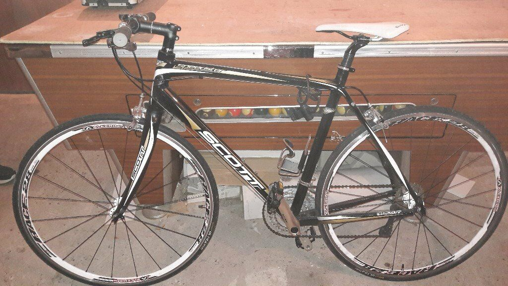 Scott Speedster S20 Fb Gents Road Bike In Elgin Moray Gumtree
