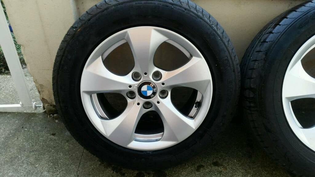 "Bmw F30 16"" Alloy wheels and Tyres"