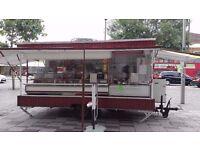 Catering van / trailer