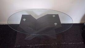 Designer coffee table rrp £149.99