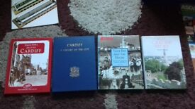 Cardiff History and Photo Memory Books