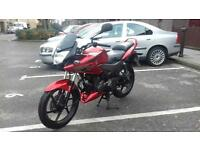 Honda cbf125 cbf 125 (2013) perfect condition 12 months mot