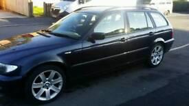 BMW 3 Series Estate