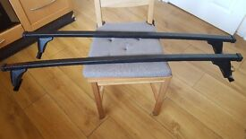 Roof Bars (Cruz) - Audi A4 Saloon & Other Makes