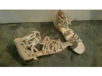 River Island sandals. Size 5