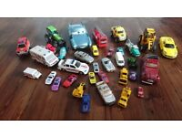Bunch of cars