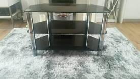 X2 glass tv units