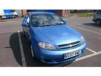 Chevrolet Lacetti 1.6 SX blue 2007