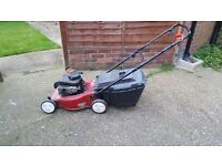 Mountfield Petrol mower for spares or repairs.