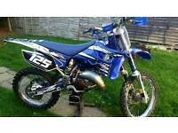 Yz 125 road legal