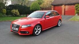 Audi A4 Avant Estate 2.0 TDI S line Special Edition 5dr - FULL SERVICE HISTORY