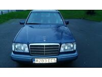 Mercedes w124 E300 diesel 1994 years