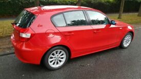 Bmw 1 series 118d se 6 speed New 1 year MOT