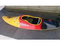 Mega Megatron Surf Kayak