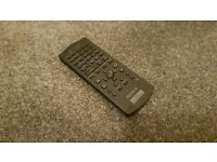 Official Playstation 2 Slim DVD Remote - PS2