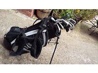 Adult golf clubs