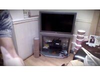 32inch Toshiba TV with stand. great picture!