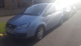 Ford C-MAX 1.6 Petrol for Sale for £1100 with only 49000 miles on it! Next Mot Due Aug 2018!