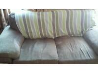 REDUCED - Harveys two and three seator sofa's
