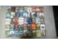 45 dvd's job lot